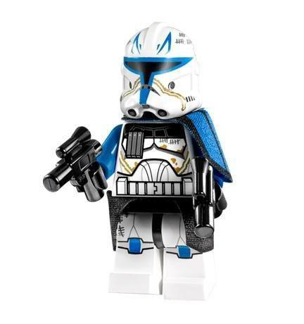 Captain Rex Minifigure