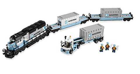 Creator Maersk Train