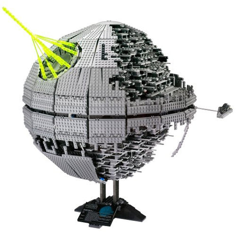 Star Wars Death Star II Model Building Kit