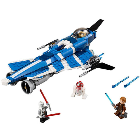 Star Wars Anakins Custom Jedi Starfighter