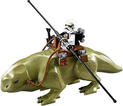 Star Wars Dewback with Sandtrooper