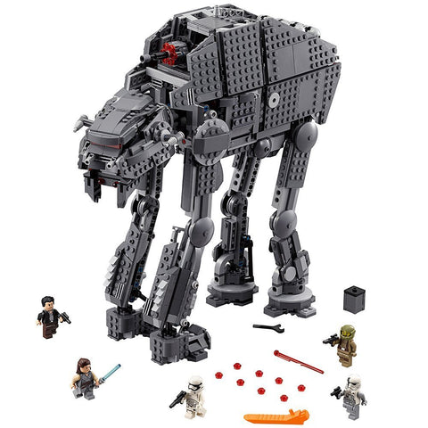 Star Wars First Order Heavy Assault Walker