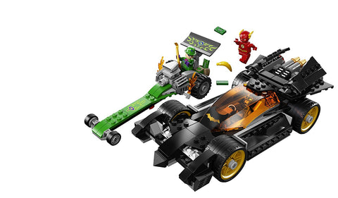 Batman The Riddler Dragster Chase