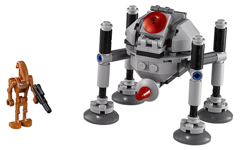 Star Wars Microfighters Homing Spider Droid