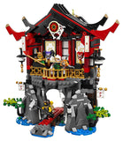Ninja Temple of Resurrection