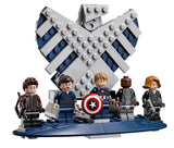 Avengers The SHIELD Helicarrier