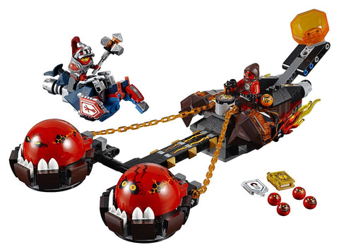 Knights Beast Master's Chaos Chariot