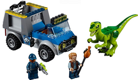 Jurassic World Raptor Rescue Truck