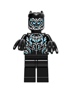 Black Panther Minifigure