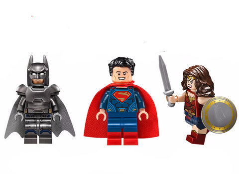 Super Heroes Minifigures Dawn of Justice