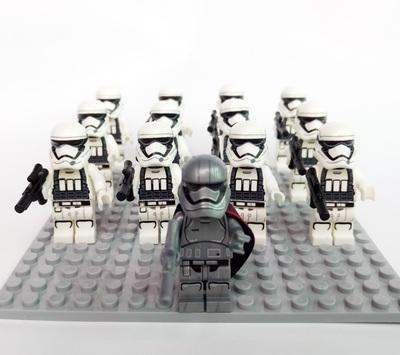 Star Wars 13pcs/lot First Order Stormtroopers