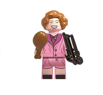 Queenie Goldstine Minifigure