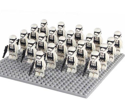 Star Wars 21pcs/lot First Order Stormtroopers