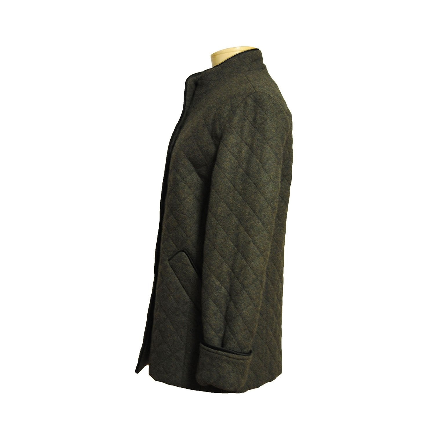 Andie Quilted Coat