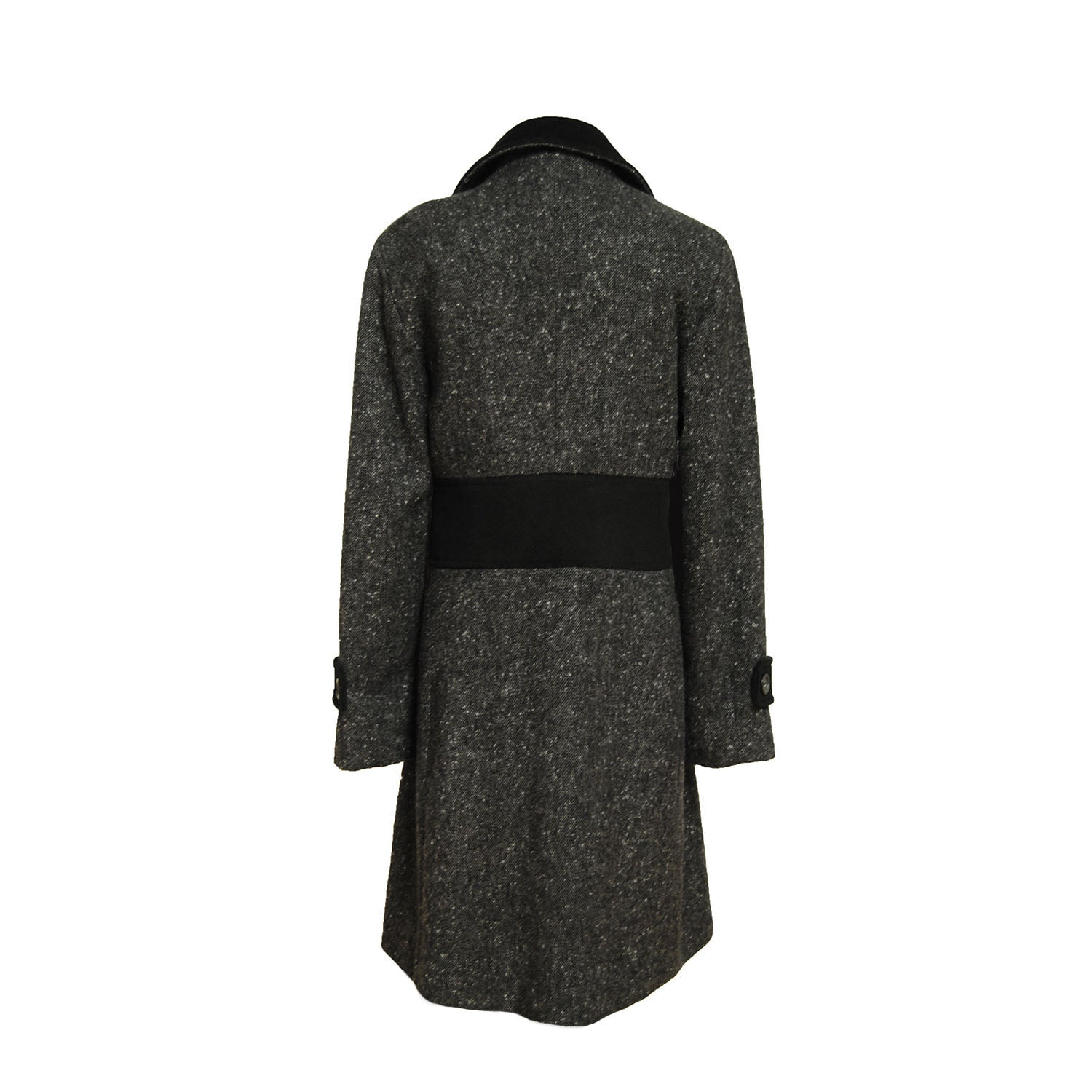 Cassidy Tweed Coat