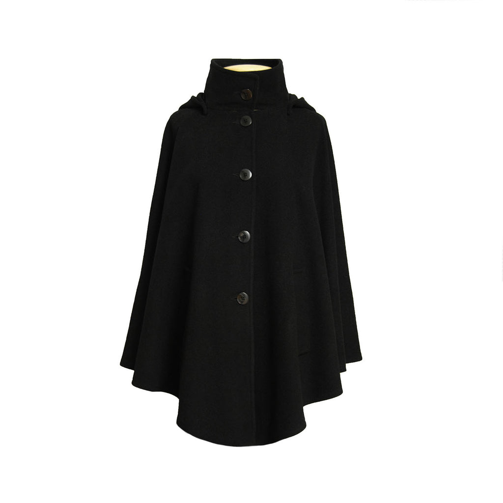 Ivy Wool Cape