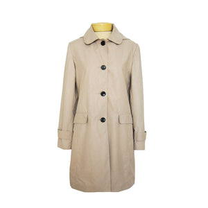Megan Hooded Rain Coat