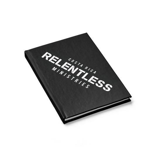Relentless Ministries Journal - Ruled Line