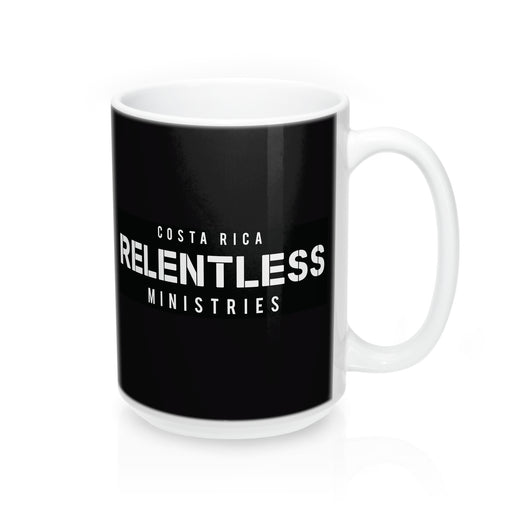 Relentless Ministries Coffee Mug 15oz