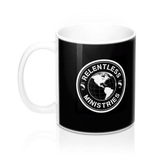 Relentless Ministries Coffee Mug 11oz
