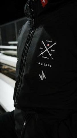 Kulture | JSUR TECH JACKET (BLACK) V2 - JSUR