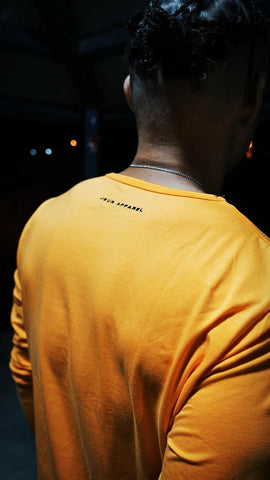 Kulture | Nammer Yellow Long Sleeve - JSUR