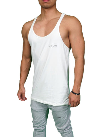Champion Stringer (White) - JSUR