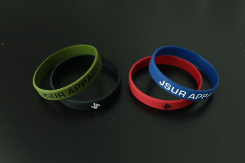 JSUR ATHLETIC WRISTBAND PACK - JSUR
