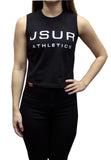 JSUR Apparel Queen Crop Top - JSUR
