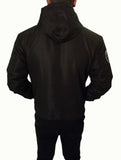 JSUR TECH JACKET (BLACK) V1 - JSUR