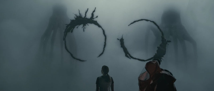 Art Inspired by Art: Arrival