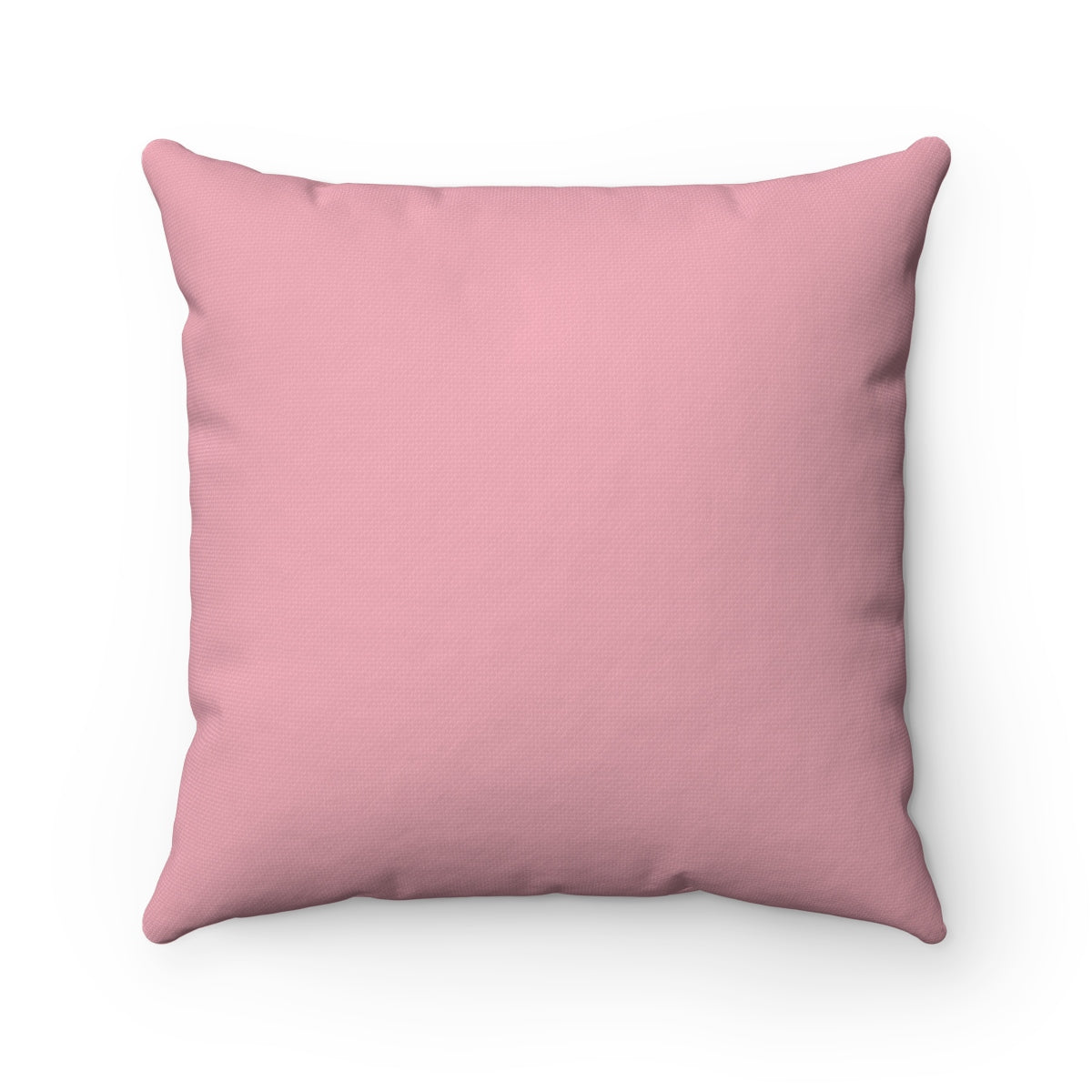 Pink and Green K Pillow