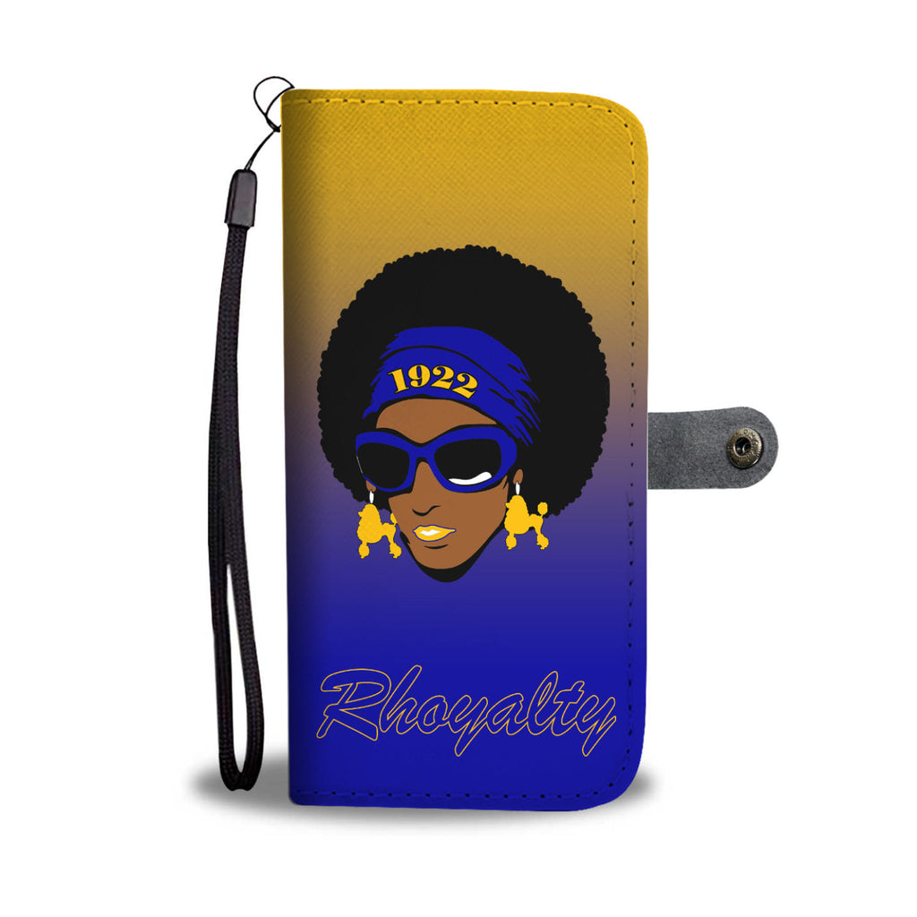 SGRHO Wallet Phone Case