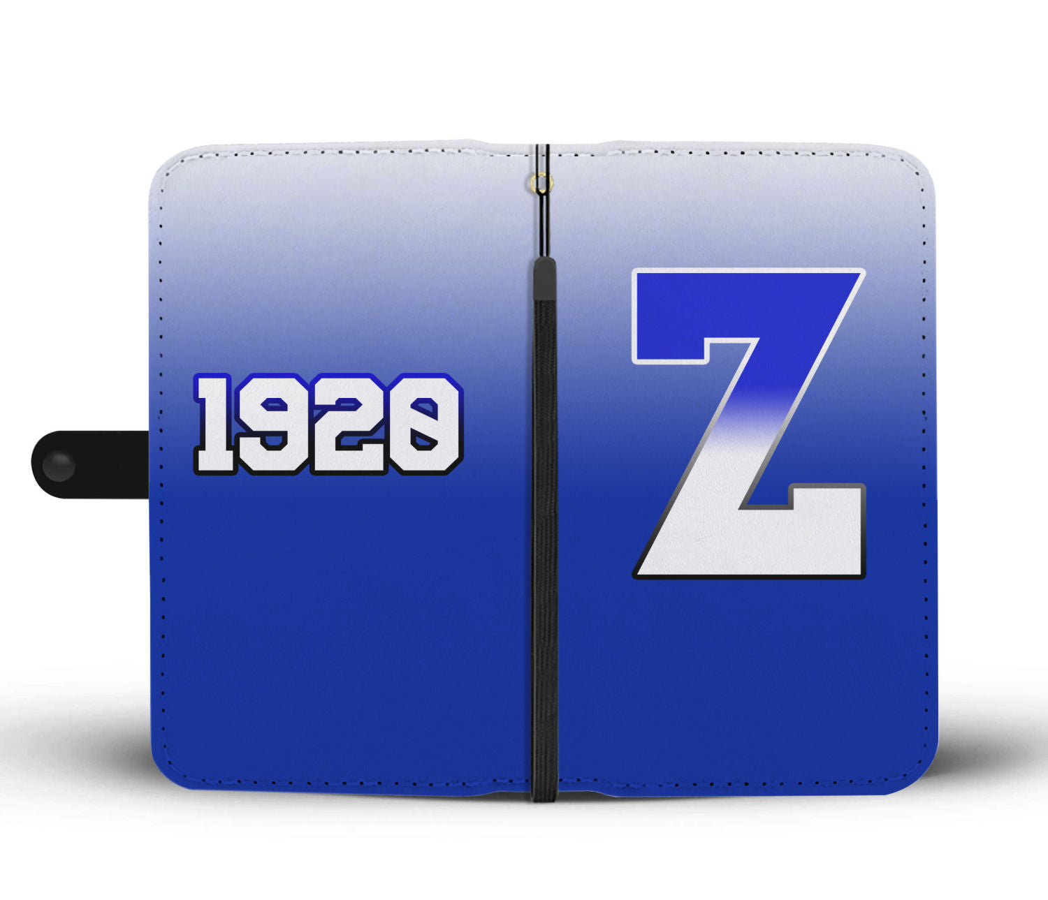 Zeta Phi Beta Phone Wallet