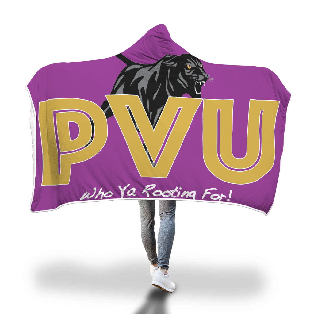 PVU Hooded Blanket