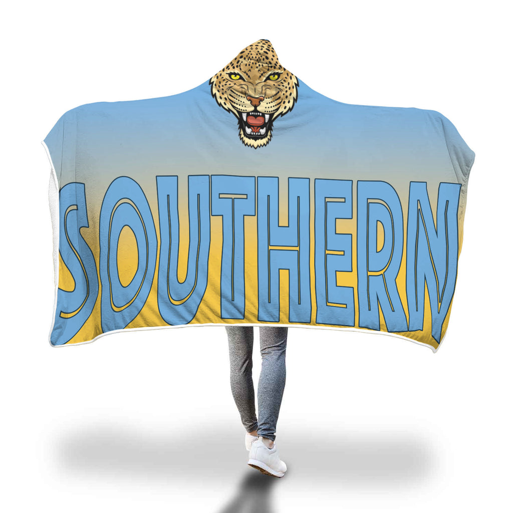 Southern Hooded Blanket