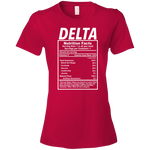 Delta Nutrition Lightweight T-Shirt 4.5 oz
