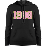 1908 Ladies' Pullover Hooded Sweatshirt