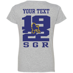 SG RHO Custom Name Tee