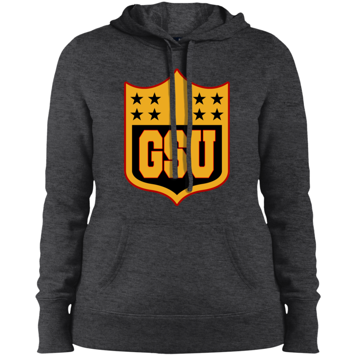 GSU Stars Hooded Sweatshirt
