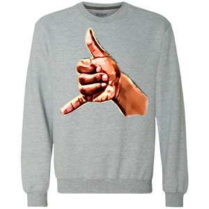 Art Hands Heavyweight Crewneck Sweatshirt 9 oz.