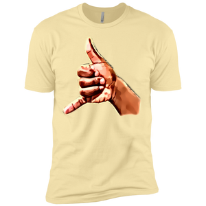Art Hand A Premium Short Sleeve T-Shirt