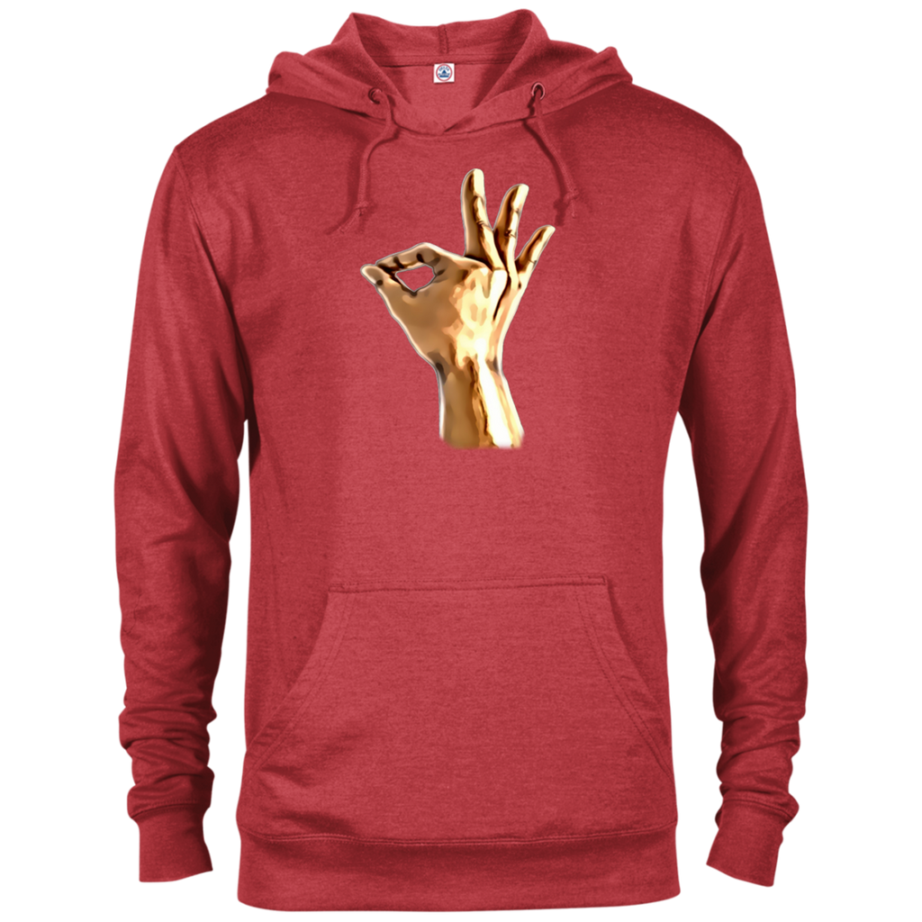1911 Art Hands French Terry Hoodie