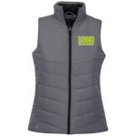 First Foremost Finest Ladies' Quilted Vest