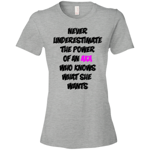 AKA Power Lightweight T-Shirt 4.5 oz