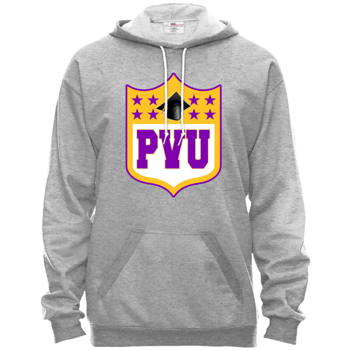 PV Shield Pullover Hooded Fleece