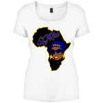 African Sgrho Perfect Scoop Neck Tee