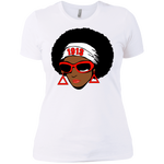 "Afro Delta Ladies ""SLIM FIT"" Womens Cut"