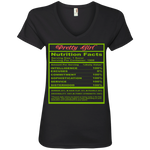 AKA Nutrition V-Neck T-Shirt