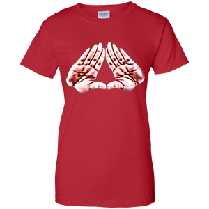 1913 Hands 100% Cotton T-Shirt